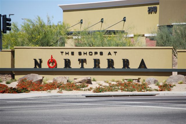 The Shoppe at Norterra - S&W Land Surveying Services